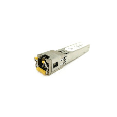 1G SFP SMF LX Transceiver, 1310nm. -40C to 85C