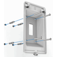 e430H Wall bracket for generic wall mounting of AP