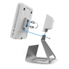 e430H Desktop stand for mounting