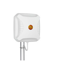 Cross Polarized LTE & 5G Antenna - 690-3800 MHz. - max. Gain: 11 dBi - 10M High Quality cable with S