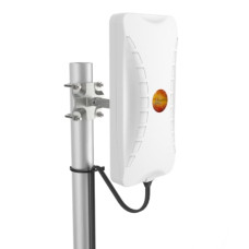 Cross Polarized LTE Antenna 1710 - 2700 MHZ -  max. Gain: 11 dBi - 10M High Quality cable with SMA C